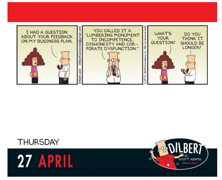 Dilbert day to day 2017
