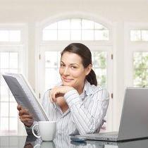 Home Office-Bewerbungsanschreiben