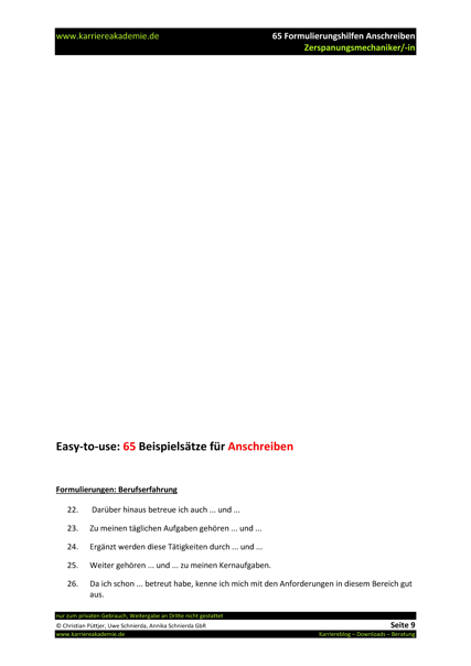 3 x anschreiben zerspanungsmechaniker zerspanungsmechanikerin - Bewerbung Zerspanungsmechaniker