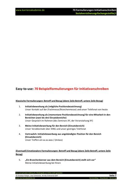 3 x initiativanschreiben sozialversicherungsfachangestellte sozialversicherungsfachangestellter - Bewerbung Sozialversicherungsfachangestellte
