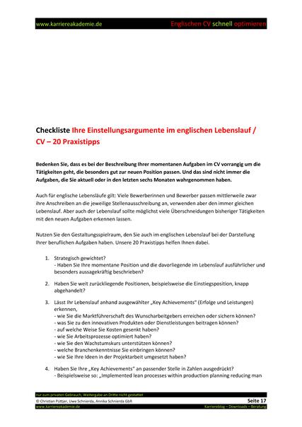 3 cvs englische lebenslufe fachkraft finance financial controlling - Bewerbung Controlling