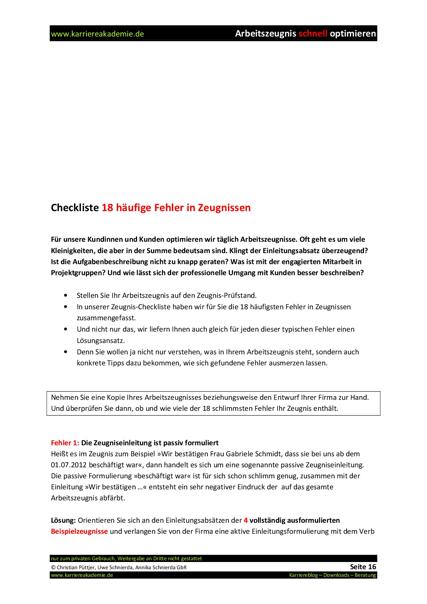 4 x Arbeitszeugnis Krankenschwester Krankenpfleger | Karriereakademie